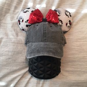 Accessories - Handmade Disney ears - Mickey and Minnie Hat